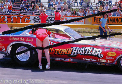 """Revell"" ""Chi-Town Hustler"" 1973 Dodge Charger NITRO Funny Car PHOTO! (#1)"