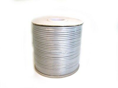 8 Wire, Stranded, Silver - 1000ft