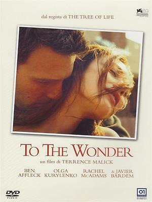 Dvd TO THE WONDER - (2012) *** Contenuti Extra ***......NUOVO