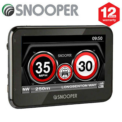 Snooper speed-limit Fall XL Europe Fahrer GPS Geschwindigkeit Kamera / Limit
