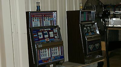 IGT SLOT MACHINE RWB and DBL Diamond Parts Machines