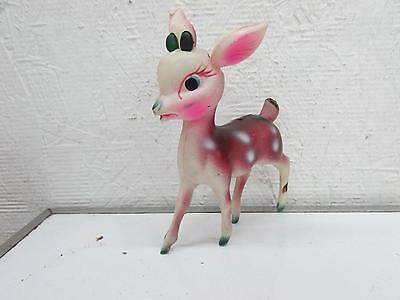 Vintage Christmas 1930's Japan Celluloid Reindeer