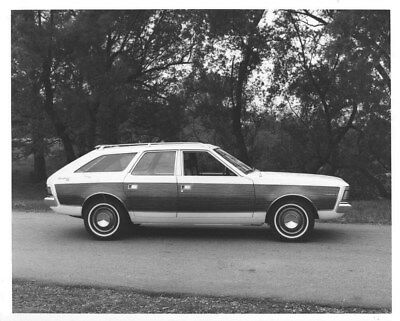 1972 AMC Hornet Sportabout D/L ORIGINAL Factory Photo oub5536