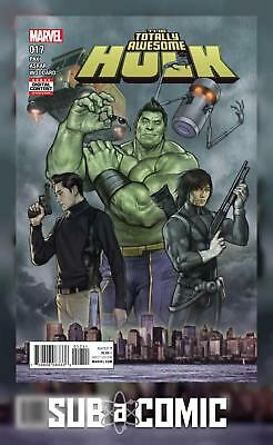 TOTALLY AWESOME HULK #17 (MARVEL 2017 1st Print) COMIC