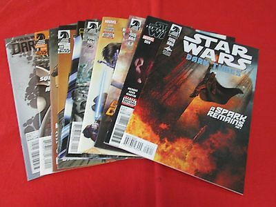 Backstock Blow Out -  Star Wars Lot Of 10 All Different Comics