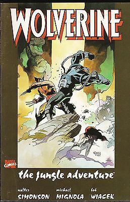 Wolverine: The Jungle Adventure / US Softcover / Walter Simonson & Mike Mignola