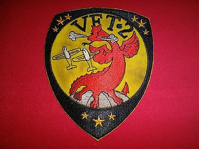 US Navy Vertical Fighter Training Squadron VFT-2 Patch