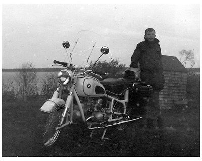 1967 BMW R60/5 Motorcycle Photo ca7862