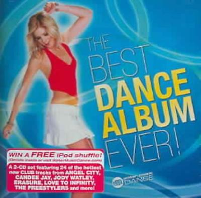 THE BEST DANCE Albums Of All Time - Various Artists (CD