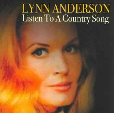 Lynn Anderson - Listen To A Country Song [Acrobat] Used - Very Good Cd