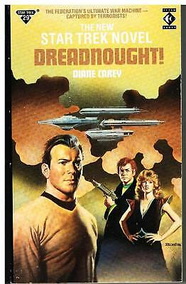 Star Trek - Dreadnought! / Diane Carey USA 1986
