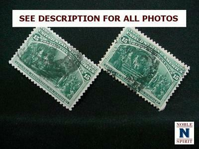 NobleSpirit NO RESERVE (TH1) Stunning Pair of US 238 VF Used = $82.50 CV Each