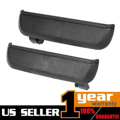 Pair For 1995-1998 TOYOTA TERCEL Outer Rear Left LH Right Side Door Handle