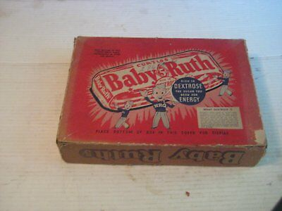 VINTAGE Baby Ruth jigsaw puzzle..box has rough corners