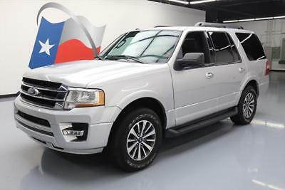 2016 Ford Expedition  2016 FORD EXPEDITION XLT ECOBOOST 7-PASS NAV DVD 38K MI #F11233 Texas Direct