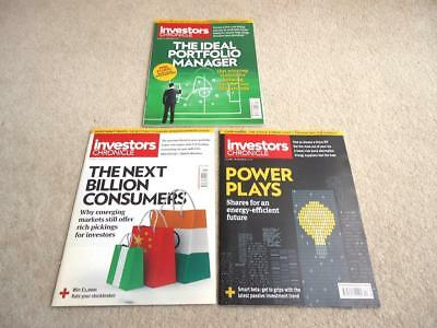 Investors Chronicle Vol192/2447-8-9 Ideal Portfolio Manager Power Play June 2015