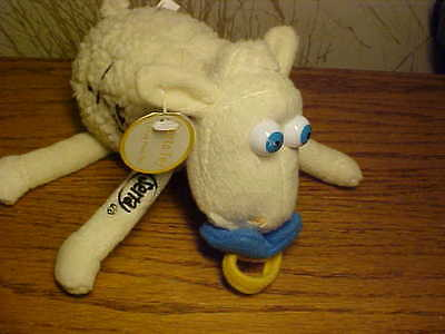 Serta Collectible Counting Sheep, Baby With Pacifier, No. 1/16