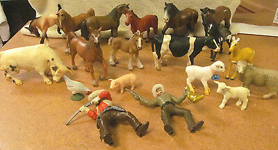 Schleich,Safari,Ertl & Other PVC Model Toy Figures,,Very good condition