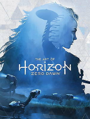 The Art of Horizon Zero Dawn, Paul Davies