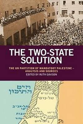 The Two-State Solution, Ruth Gavison