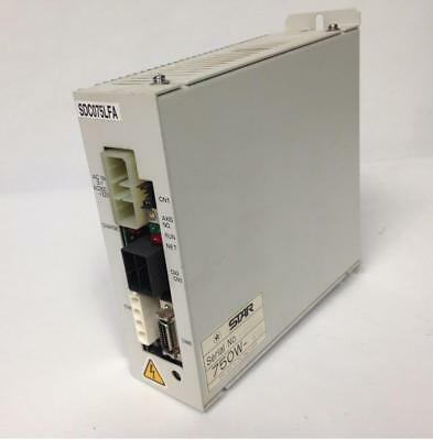 Star 750W-EG Seiki Server Servo Drive Industrial Surplus Used Motor 750WEG