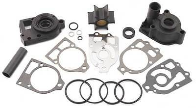 Water Pump Kit for Mercury V6 Outboards 150 175 200 225 HP replaces 48-78400A 2