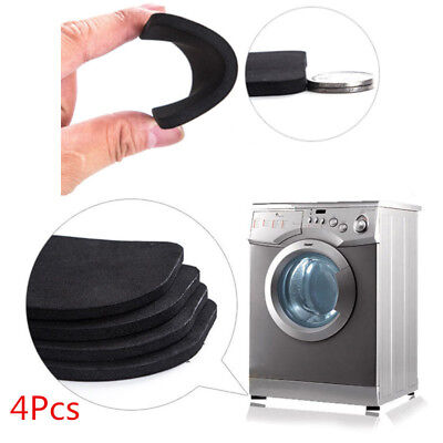 4Pcs Practical Washing Machine Dryers Shock  Feet Pads Anti Vibration Non Noise