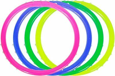 Party Favor - Neon Bracelets pk 4 Birthday Party bag Filler Gift Jewellery