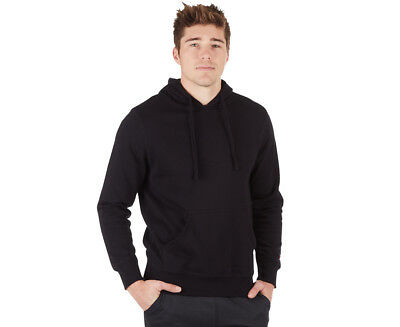 Champion Men's Logo Hoodie - Black
