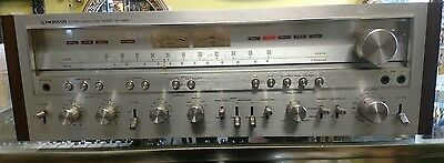 Vintage Pioneer SX - 1250 Stereo Receiver Estate Found Beauty