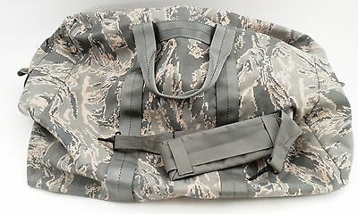 EUC US Military Woodland Marpat Digital Camo Pilot Aviator Jumbo Flight Kit Bag