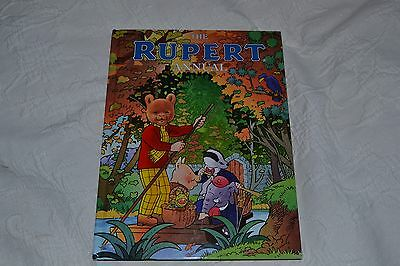 The Rupert the Bear Annual 2017 NEW Hardback Children Year Book Stories Activity