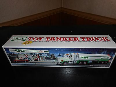 1990 Hess Toy Tanker Truck Fresh From Case