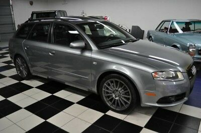 2007 Audi A4 S-LINE - QUATTRO - WAGON - ONE OWNER 2007 Audi One Owner! Carfax Certified!