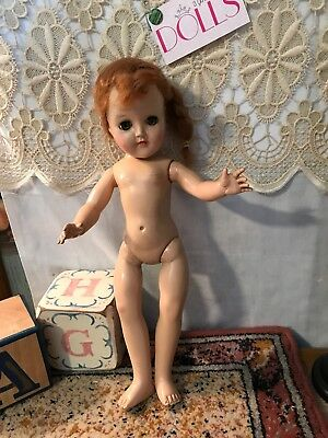 Vintage red headed Ideal Toni P-90 doll