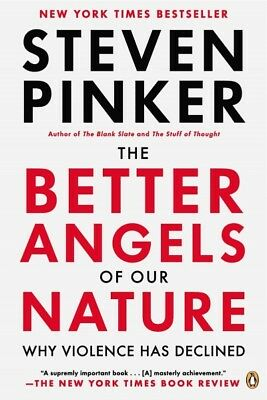 The Better Angels of Our Nature, Pinker, Steven