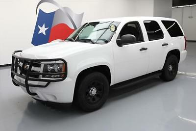 2013 Chevrolet Tahoe  2013 CHEVY TAHOE POLICE BRUSHGUARD SPOT LIGHT TOW 69K #352752 Texas Direct Auto