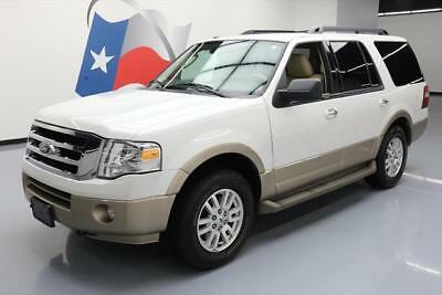 2014 Ford Expedition  2014 FORD EXPEDITION XLT 8-PASS LEATHER REAR CAM 59K MI #F57066 Texas Direct