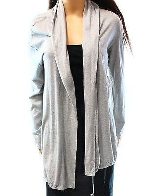 Tommy Bahama NEW Gray Women's Size Small S Open Cardigan Sweater $98 #933