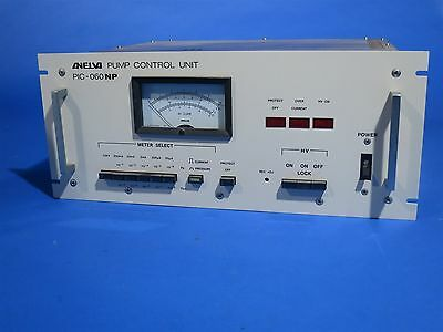 ANELVA PIC-060NP High Vacuum Ion Pump Control or 10kv High Voltage Power Supply