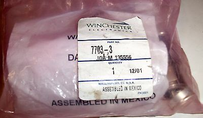 Kings Winchester Electronics 7703-3 Connectors Rf/coaxial Tri-Loc