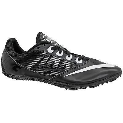 New Nike Zoom Rival S 7 Mens Track & Field Spikes Sprint Running Shoes : Black