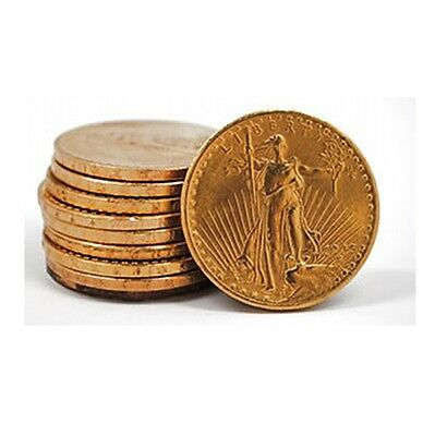 Fifty (50) Saint-Gaudens pre-1933 US Gold $20 Double Eagles - FREE shipping