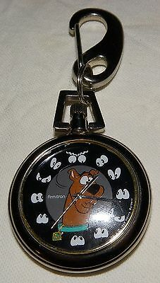 Scobby Doo Pocketwatch 1999 Armitron  needs battery as is.
