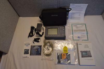 New - Anritsu Site Master S331C - Handheld Cable And Antenna Analyzer