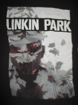 2012 LINKIN PARK Concert Tour (SM) T-Shirt Chester Bennington