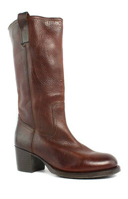 Frye Women's Knee High Heel Boots, Brown, Size 10 M