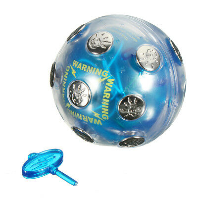 Electric Shock Shocking Glowing Ball Game X'mas Party Entertainment Toy Gift Hot