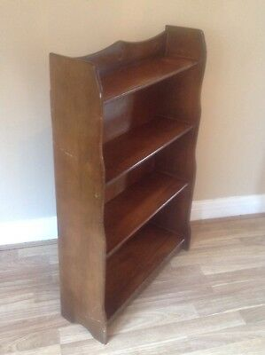 Vintage Arts And Crafts Bookcase