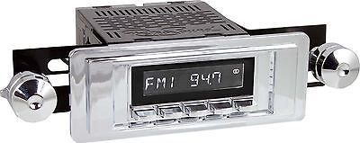 1953 1954 Chevy Radio Bluetooth Retrosound Aux USB Hermosa